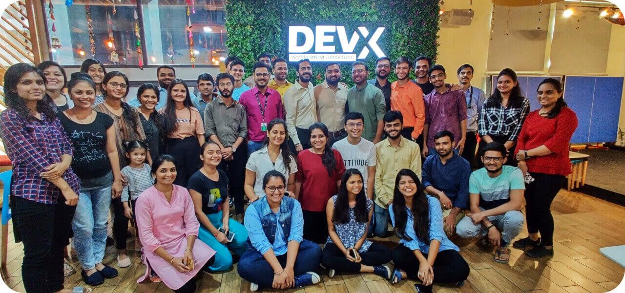 DevX Co working space in Ahmedabad