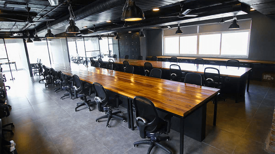 CoKarma Coworking Space in Hyderabad