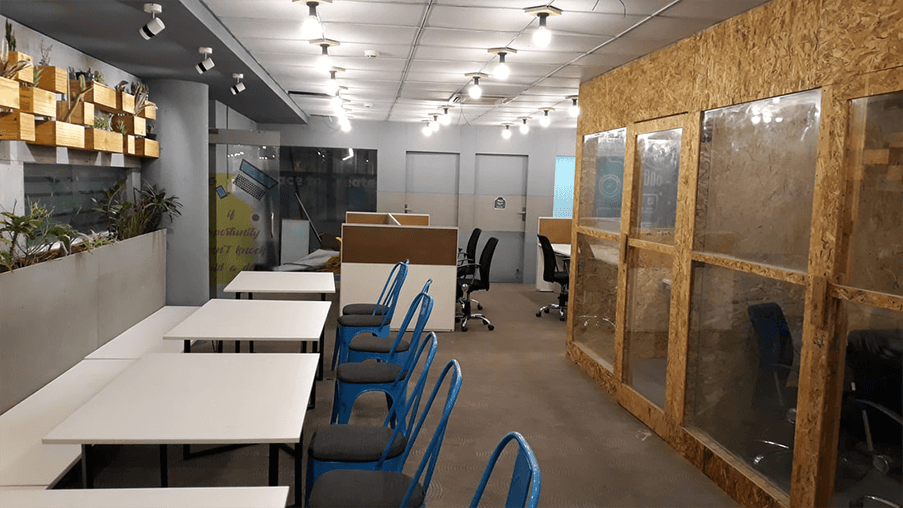 Coworking24 Coworking Space in Hyderabad