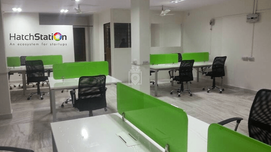 Hatchstation Coworking Space in Hyderabad