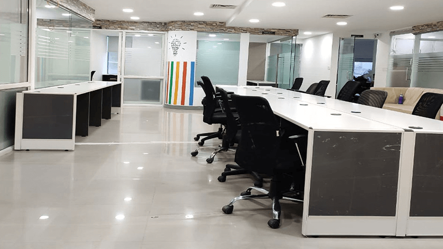 Shah Business Center Coworking Space in Hyderabad