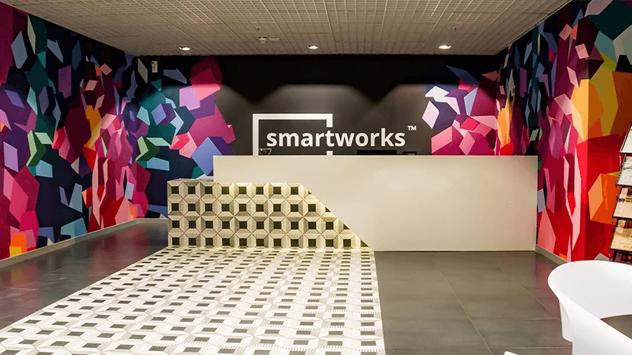 Smartworks Coworking Space in Hyderabad
