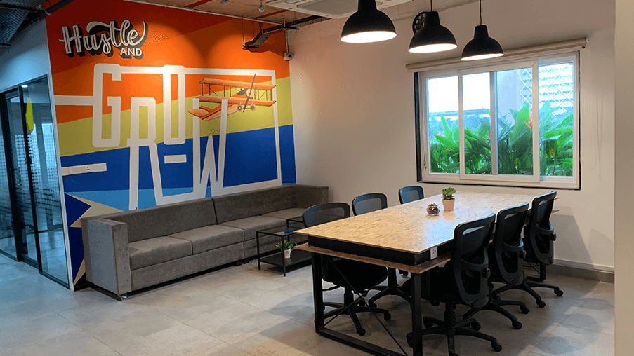 UniSpace Business Centre Coworking Space in Hyderabad