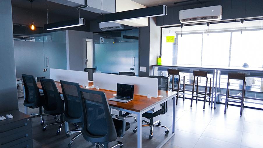 Wrkplace Coworking Space in Vadodara