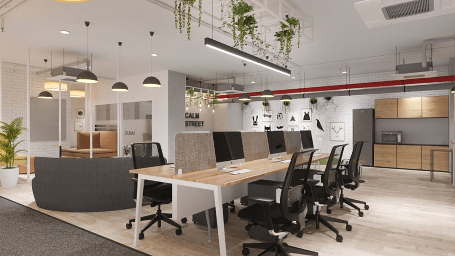The Address Coworking Space in Vadodara