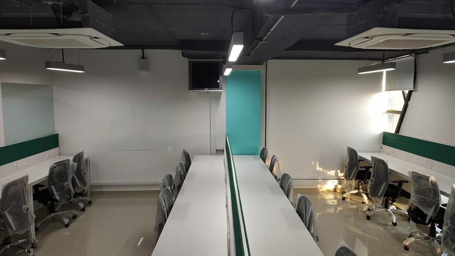 iSpacehub Coworking Space in Vadodara