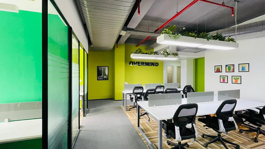 Incuspaze Coworking Space in Vadodara