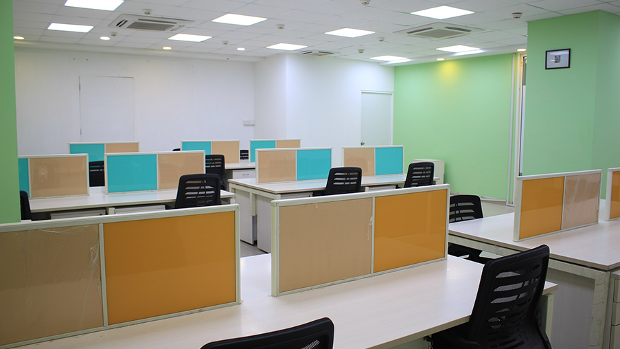 iPlex Coworking Space in Vadodara