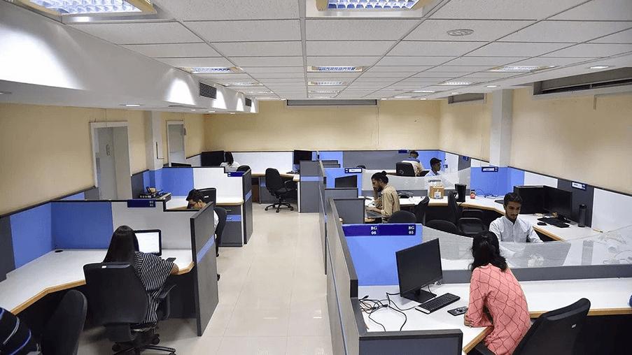 Masterspace Coworking Space in Vadodara