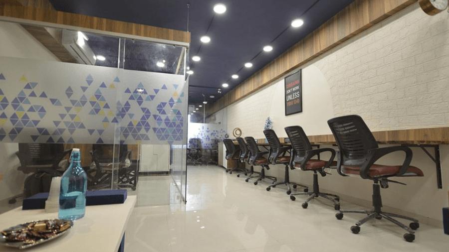 DevX Collab Coworking Space in Ahmedabad