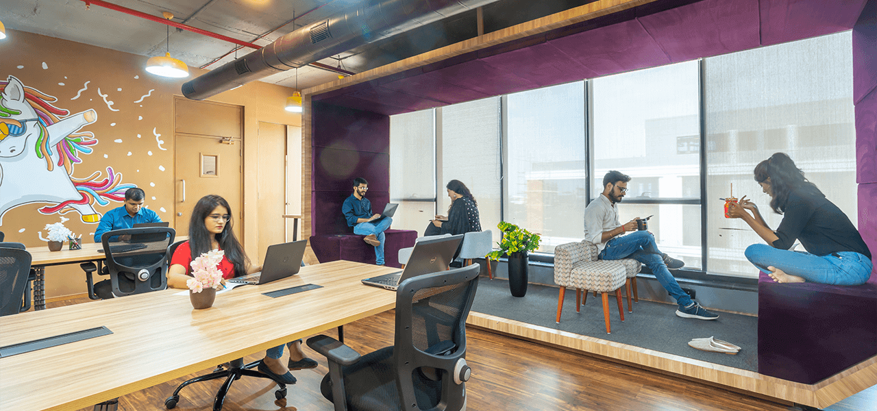 Shared office Space at Devx Coworking Space in Andheri East, Mumbai