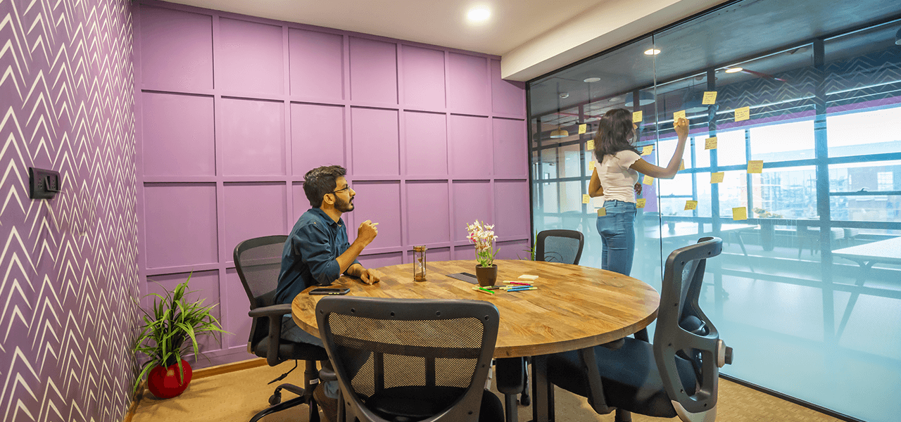 Conference and Meeting Room at Devx Coworking Space in Mumbai Andheri West