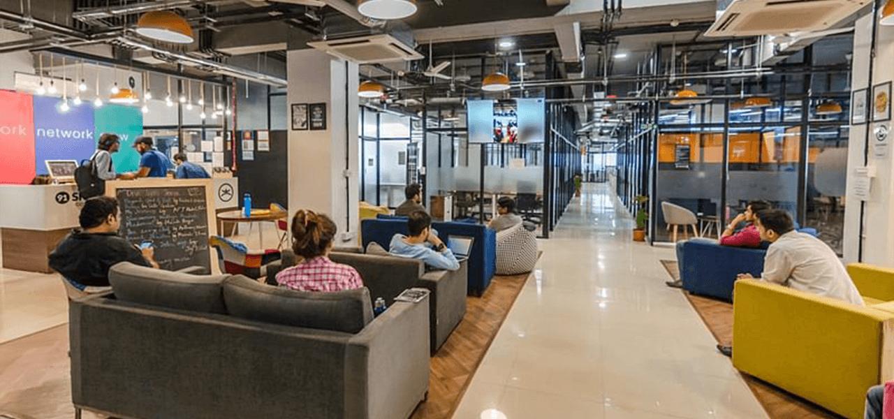 91springboard Coworking Space in Mumbai