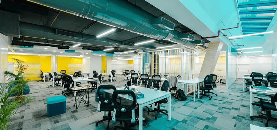 Ikeva Coworking Space in Mumbai