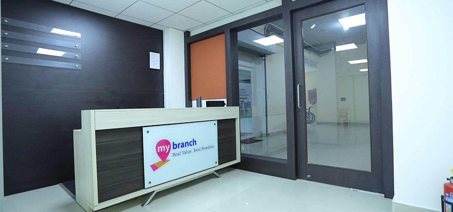 MyBranch Coworking Space in Mumbai