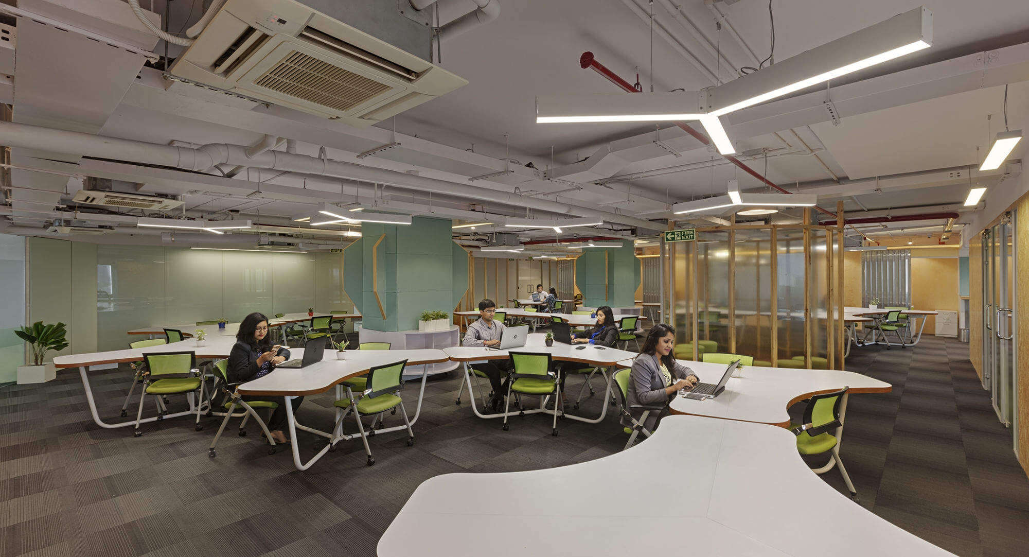 Quest Offices Coworking Space in Mumbai