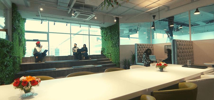 Redbrick Coworking Space in Mumbai