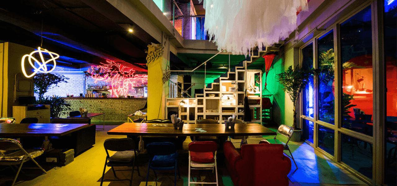 Social Coworking Space in Mumbai