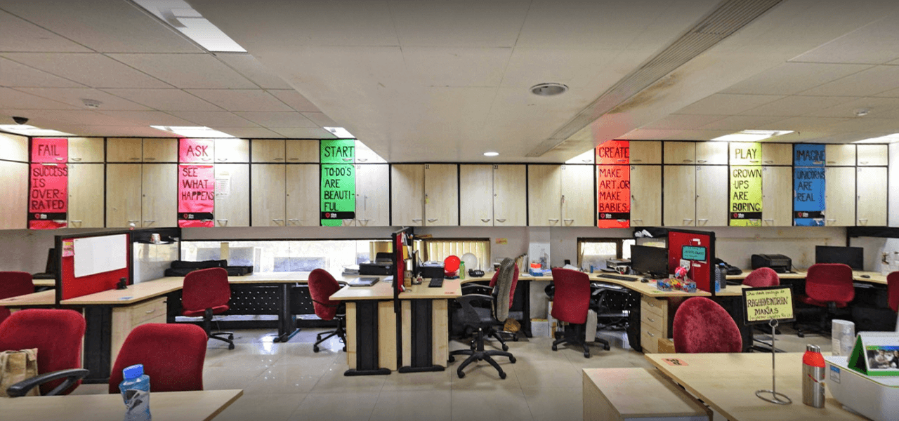 The Playce Coworking Space in Mumbai
