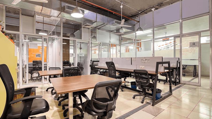 RevStart Coworking Space in Noida, Sector 125