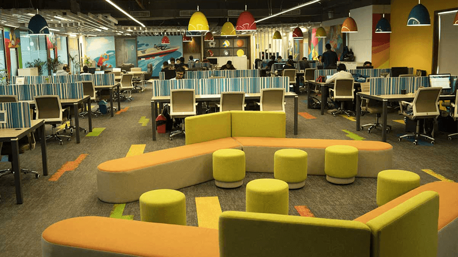 Nukleus Cowork and Co-play Coworking Space in Noida, Sector 142