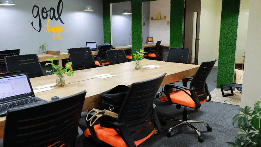 Oqtagon Coworking Space in Noida, Sector 63