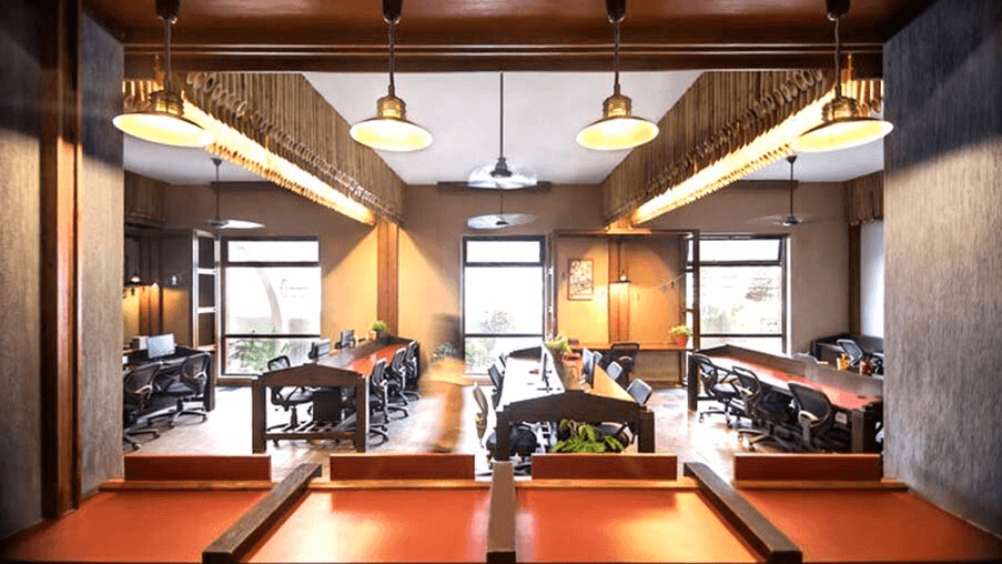 Unboxed Coworking Space in Noida, Sector 65