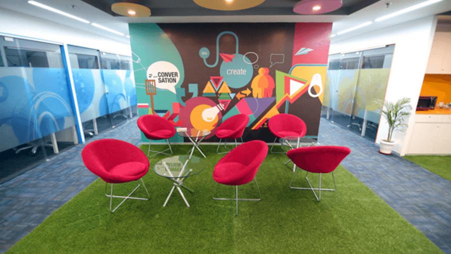 AltF Coworking Space In Delhi