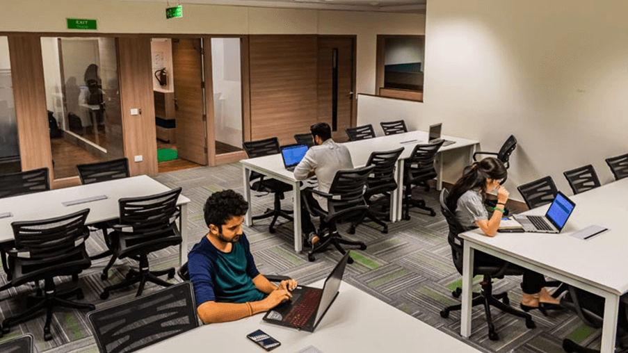 CoworkIn Shared Office Spaces