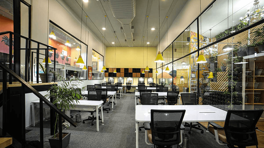 Innov8 CoWorking Space In Delhi