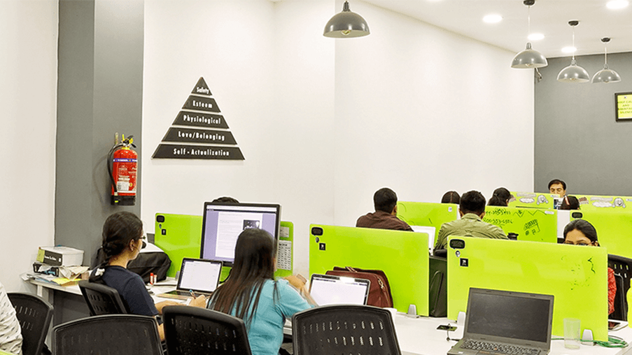 One Co.work space In Delhi