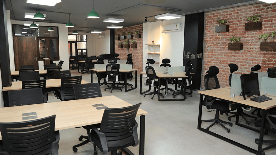 SoShare Coworking Space In Delhi