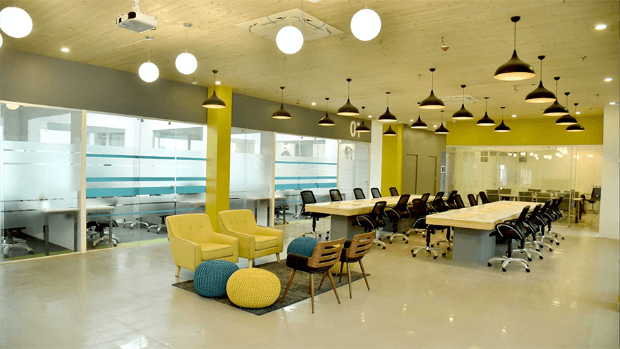 Spring House Coworking spaces In Delhi