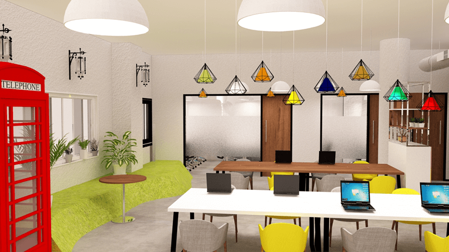Ikigai Connect L. R. Papan Marg Coworking Space in Mumbai