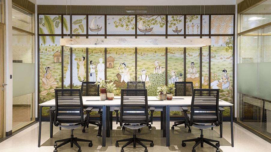 Dextrus Peninsula Coworking Space in Mumbai