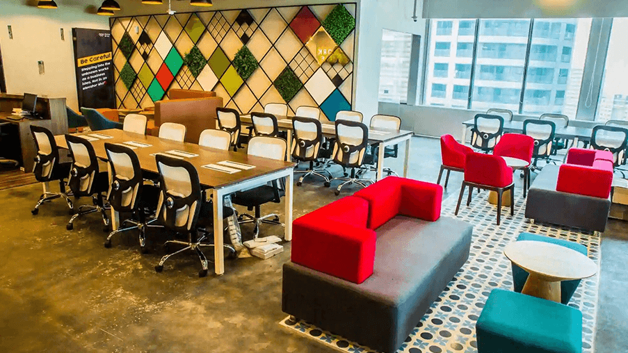 Workwise Lower Parel Coworking Space in Mumbai
