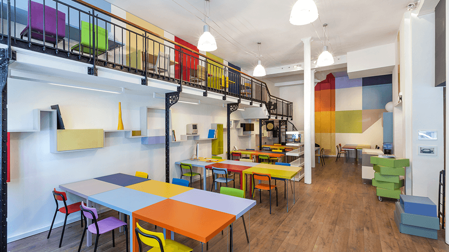 Patchwork Coworking Space in Paris, France