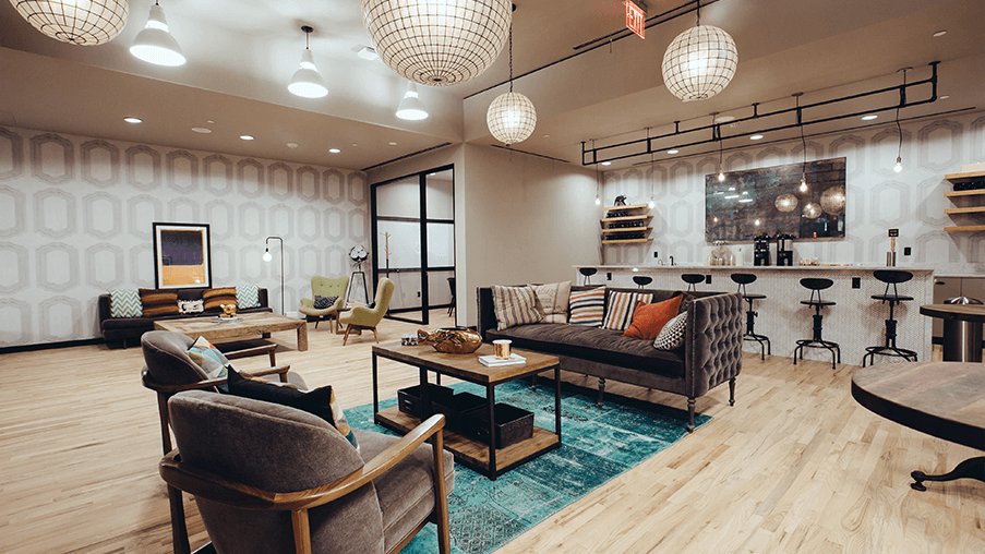 WeWork SoHo Coworking Space in New York City, USA