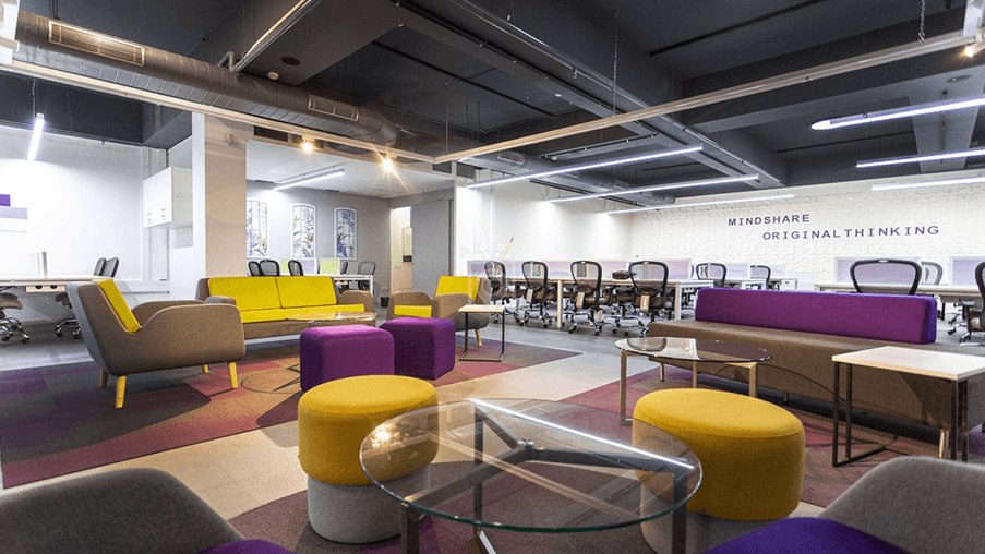 NuBase Coworking Space in Gurgaon