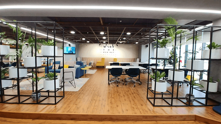 The Garage Society Coworking Space in Gurgaon