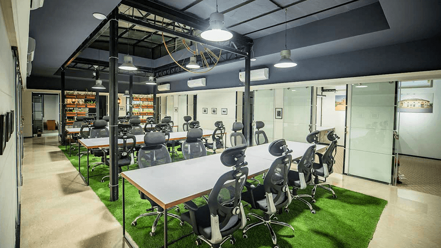 ABL Workspace Coworking Space in Gurgaon