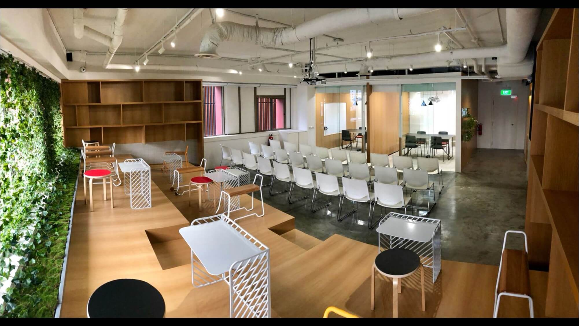 CoCre8 Coworking Space in Singapore