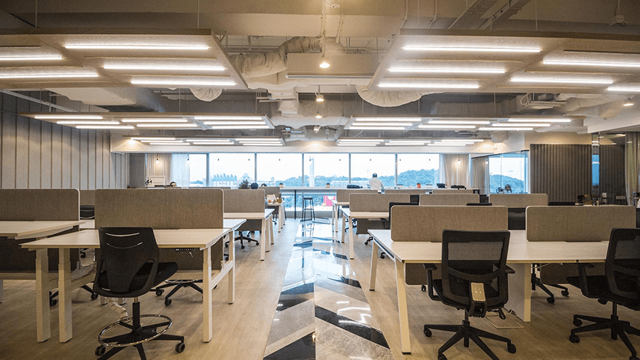 CoQoons Coworking Space in Singapore