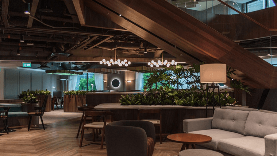 Distrii Coworking Space in Singapore