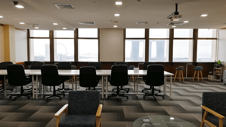 Lionsworld Business Centre Coworking Space in Singapore