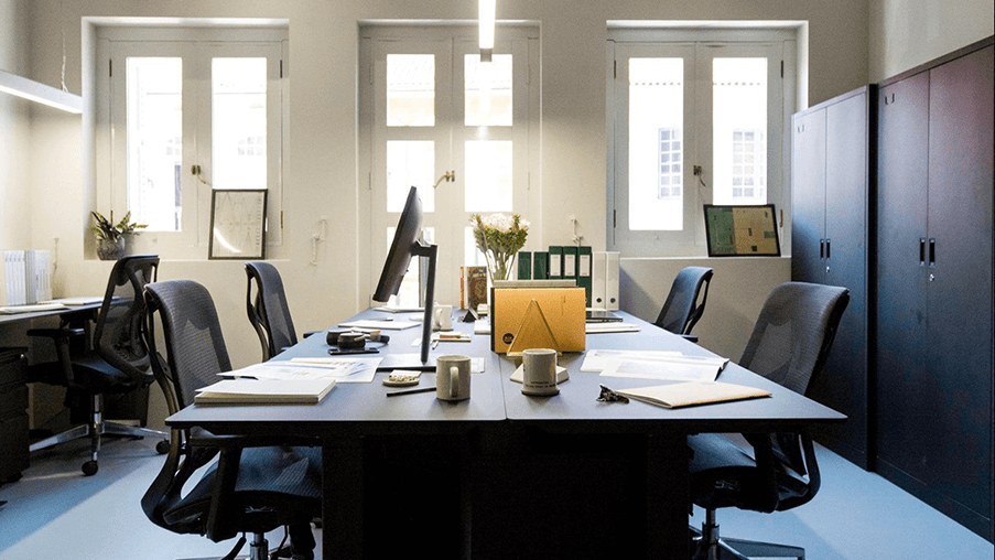 Silo By Design Coworking Space in Singapore