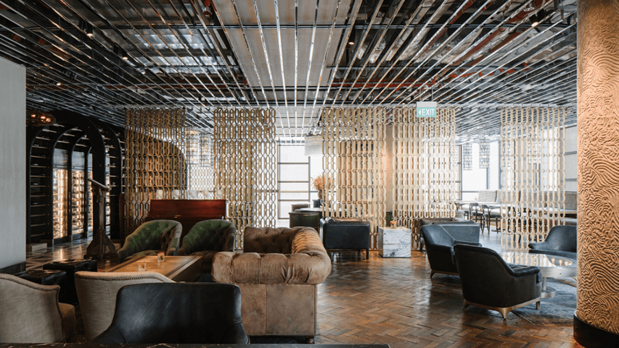 1880 at Bardo Coworking Space in Singapore