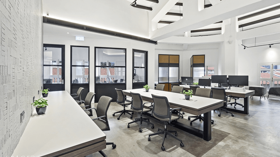 The Co. Coworking Space in Singapore