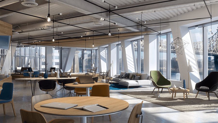 The Bridge Coworking Space in Singapore