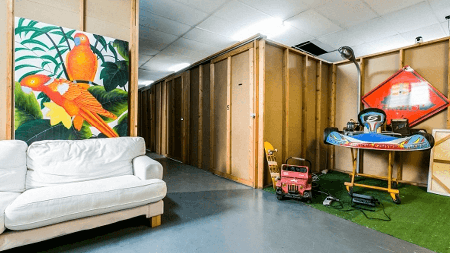 Tinkertank Coworking Space in Singapore
